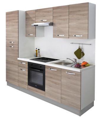 kitchenette cuisine compl te et meuble sous vier castorama. Black Bedroom Furniture Sets. Home Design Ideas