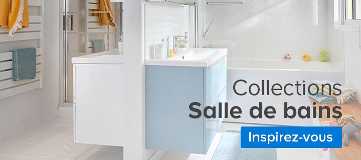 Salle de bains et wc castorama for Mr bricolage carrelage
