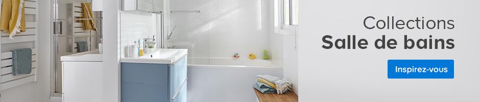 Salle de bains et wc castorama for Accessoire salle de bain wc