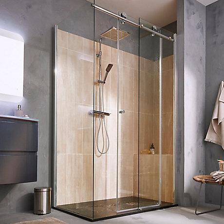 pommeau de douche castorama elegant douche collection pommeau de encastrable en pour castorama. Black Bedroom Furniture Sets. Home Design Ideas