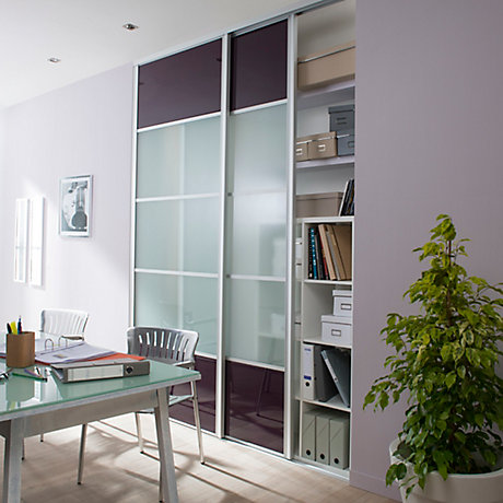 porte de placard castorama. Black Bedroom Furniture Sets. Home Design Ideas