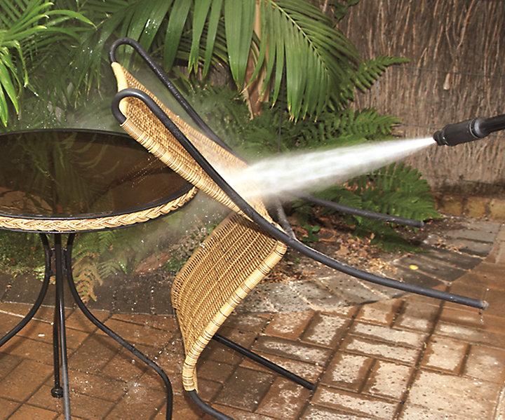 Pourquoi utiliser un nettoyeur haute pression ?