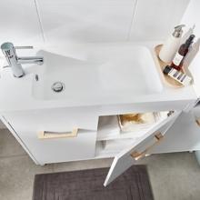 Les lavabos, vasques et plans vasques