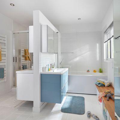 Salle de bain 3d gratuit