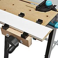 Établi pliant multifonction Wolfcraft Master Cut 1500 64 cm