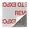 Ruban adhésif repositionnable, 13 mm x 13 mm - 18 pièces