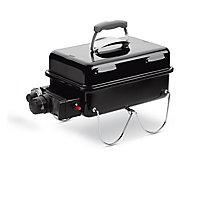 Barbecue à gaz Weber Go-Anywhere black gaz