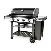 Barbecue gaz Weber Genesis II E-410 noir + plancha