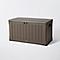 Coffre de rangement résine Lifetime coloris taupe 430 L