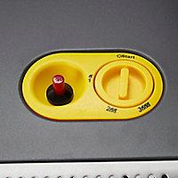 Poêle à gaz Piézo mécanique Stanley 4200 W