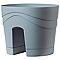 Pot balconny Samba à réserve d'eau ø29 cm ciel