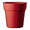 Pot Samba ø30 cm rouge
