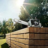 Tronçonneuse électrique Stihl MSE 170 CQ 1700w guide 35 cm