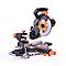 Scie à onglet radiale Evolution R210SMS 210mm