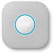 Détecteur de fumée et de monoxyde de carbone Nest Protect 2