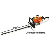 Taille haies thermique Stihl HS45/600