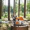 Tronçonneuse thermique Stihl MS241CM guide 45 cm 43 cc