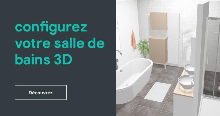 Concevoir Une Salle De Bains En 3d Castorama