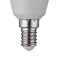10 ampoules LED mini globe E14 3,3W=25W Blanc neutre