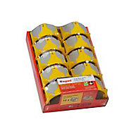 10 boîtes d'encastrement Legrand Batibox Energy pour plaque de plâtre