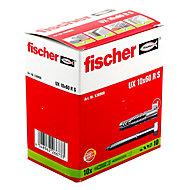 10 chevilles universelles Fischer Ø10x60mm