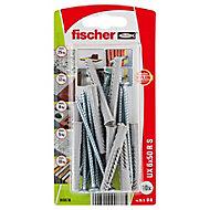 10 chevilles universelles Fischer Ø6x50mm