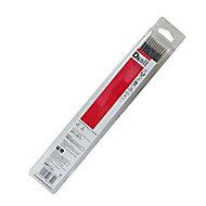 10 électrodes fonte 2,5 mm Diall