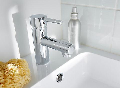 Les robinets GoodHome lazu