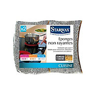 2 éponges non rayante Starwax
