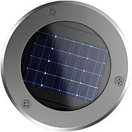 2 spots à encastrer solaires LED SO544-2 IP44