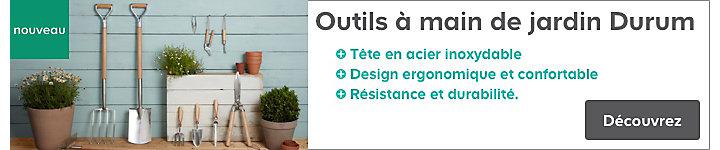 Outil, entretien et matériel du jardin | Castorama