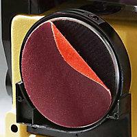 3 bandes / 3 disques abrasifs pour combiné KITY - Grain 80/120/180