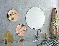 3 Miroirs ronds Rosales 1xØ60cm, 2xØ30 cm