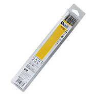 30 électrodes acier 2.5 mm Diall