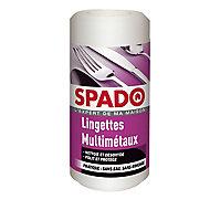 30 lingettes multi-métaux Spado