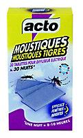 30 tablettes anti-moustiques