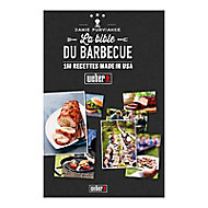 Livre La bible du barbecue Weber