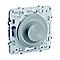 Variateur SCHNEIDER ELECTRIC Odace Aluminium