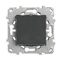 Interrupteur Schneider Electric Unica Anthracite - 5 pièces