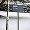 Boite aux lettres 2 portes Dôme Gris anthracite