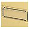 Porte nom Decayeux 100 x 25 mm