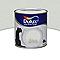 Peinture murs et boiseries DULUX VALENTINE Crème de couleur gris perlé satin 0,5L