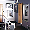 Peinture murs et boiseries Dulux Valentine Crème de couleur gris building satin 0,5L