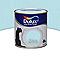 Peinture murs et boiseries Dulux Valentine Crème de couleur bleu rêveur satin 0,5L