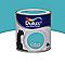 Peinture murs et boiseries DULUX VALENTINE Crème de couleur bleue caraïbes satin 0,5L