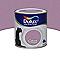 Peinture murs et boiseries Dulux Valentine Crème de couleur glycine satin 0,5L