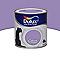 Peinture murs et boiseries Dulux Valentine Crème de couleur douce violette satin 0,5L