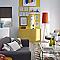 Peinture murs et boiseries Dulux Valentine Crème de couleur jaune printemps satin 0,5L