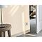 Peinture murs et boiseries Dulux Valentine Crème de couleur lin clair satin 0,5L
