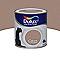 Peinture murs et boiseries DULUX VALENTINE Crème de couleur taupe satin 0,5L